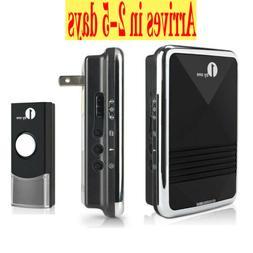 1byone 36 chime 110v 100m led wireless