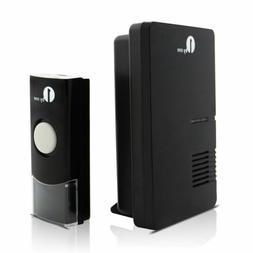 1byone Wireless Digital Doorbell Button 36 Chimes Ring Door