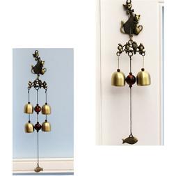 1Pc Bells Beautiful Bells Home Decor Retro Doorbells for Liv