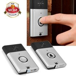 2.4G Wireless Doorbell With Voice Intercom For Home Office A