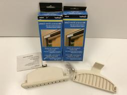 2 New Carlon DH994 Mechanical Magnetic Entry Door Chime