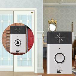 200m Wireless Voice Intercom Doorbells Indoor Outdoor Interp