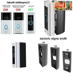 3 pcs adjustable ring doorbell pro angle