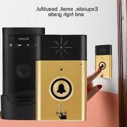 300m Wireless Voice Intercom Doorbells Two-way Talk Home Doo