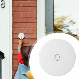 433MHz Wireless Door Bell Button Home Security Alarm System