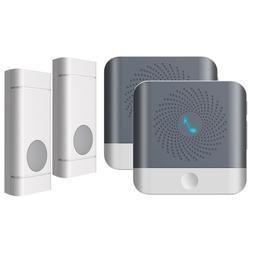 52 Song Wireless Doorbell Remote Control Receiver & Transmit