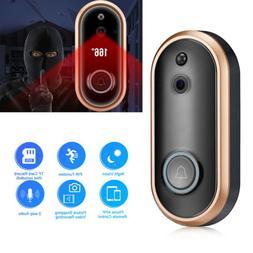 720p 1080p wifi smart video doorbell camera