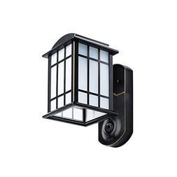 Maximus Video Security Camera & Outdoor Light - Craftsman Br
