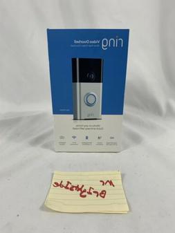 Ring - Video Doorbell - Satin Nickel