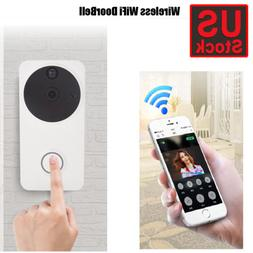 Smart Video Doorbell Pro WiFi 1080P HD Camera with Night Vis