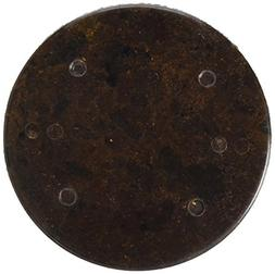 Thomas & Betts 849-1024-8193 Carlon 4052-Brown Flat Round No