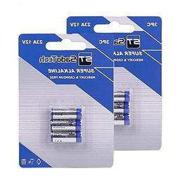 A23 Battery for Household Electronics Garage Door Opener and