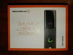 Alarm.com Skybell ADC-VDB106 Slim-Line Doorbell Camera Bronz