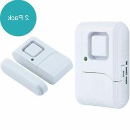Alarm Door Chime Magnetic Sensor Wireless Alert Bell Entranc