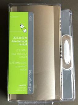 Style Selections Black Wireless 0827844 Electrical Doorbells
