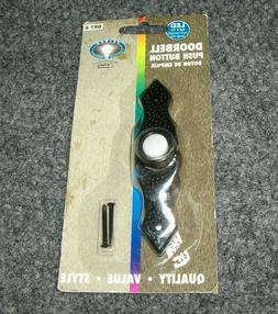 Teiber BR7-B Spindle Lighted Push Button for Lights, Large,