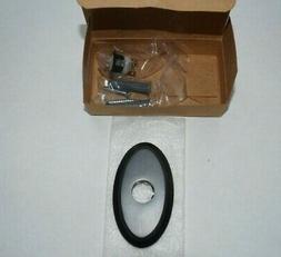 Baldwin BR7016 Lighted Button Bell Button Door Bell; Venetia