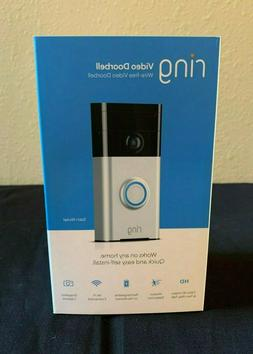 brand new sealed wi fi enabled video