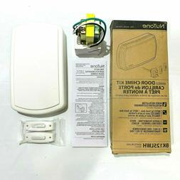broan bk125lwh wired door chime kit 2