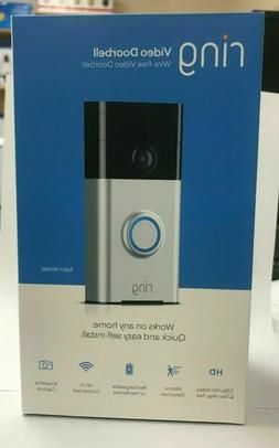 BUNDLE RING CHIME PRO AND  RING  Wi-Fi DOORBELL Wired Wirele