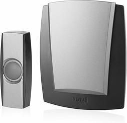 Byron BY503ZE Wireless doorbell kit – 125 m range – 8 me