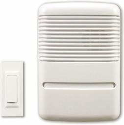 Chamberlain Heath Zenith SL-6148-WH Wireless Plug-In Door Ch