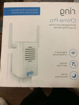 Ring Chime Pro - Indoor Chime and Wi-Fi Extender BRAND NEW S