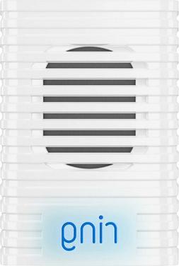 RING CHIME WIFI SPEAKER FOR VIDEO DOORBELL 88CH000FC000 WHIT