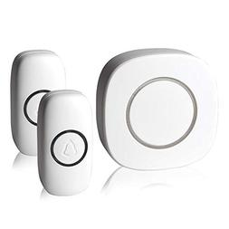Classic Waterproof Wireless Doorbell - Wireless Long Range E
