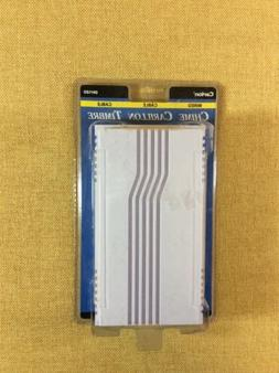 Carlon Classic White Wired Door Chime Wired Dh120