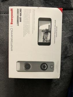 Honeywell DBCAM-SkyBell 1080p Wi-Fi Video Doorbell, Silver H