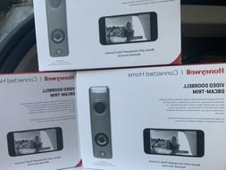 Honeywell DBCAM-TRIM SkyBell Trim 1080p Wi-Fi Video Doorbell