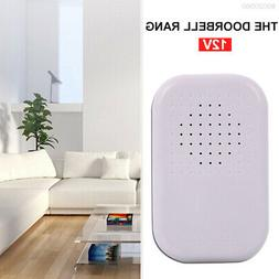 DC 12V Wired Doorbell Door Bell Chime Song Alarm Home Office