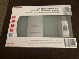 Honeywell Decor Wireless Chime & Push. Doorbell. RCWL3502A