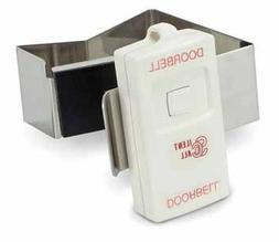 DeRoyal Silent Call Clip On Doorbell Transmitter