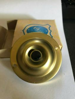 Eagle Electric door bell / buzzer / ringer button #106 Brass