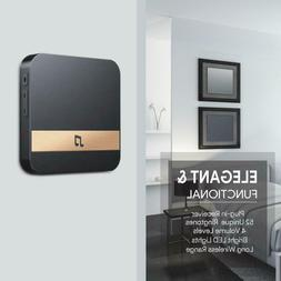 door chime wireless doorbell alarm kit