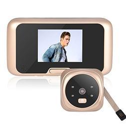 fosa Digital Door Viewer & Doorbell, 2.8 Inch LCD HD Screen