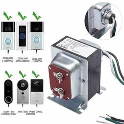 Doorbell Transformer, 16V, 30Va Comptible With Ring Pro,Nest