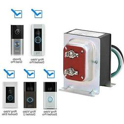 FCHO Doorbell Transformer, 16V 30VA Hardwired Door Chime Tra