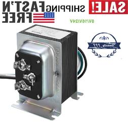 Doorbell Transformer, 8V/16V/24V, 20-30VA Comptible with Rin