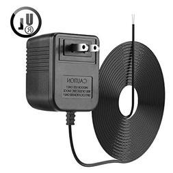 """24V Doorbell Transformer, AGPTEK 315"""" C-Wire Power Adapter C"""