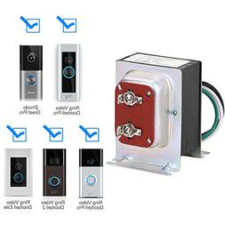 FCHO Doorbell Transformer, 16V 30VA Hardwired Door Chime Tra