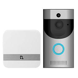 Alloet Video Doorbell, Anytek Wireless WiFi Intercom Video D