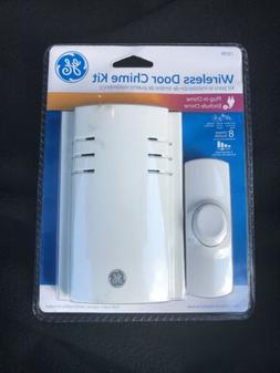 GE Doorbell Wireless Door Plugin Chime Kit 19299 8 Unique So