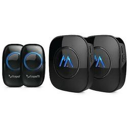 Magicfly Expandable Wireless Doorbell Kit Operating at 1000