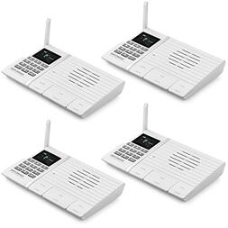 Samcom FTAN20A 20-Channel Wireless Intercom System for Home