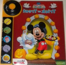 Halloween Trick or Treat Disney Mickey Mouse Clubhouse Play