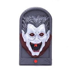 Ruimeier Halloween Vampire Doorbell Light Up Eyeball Talking