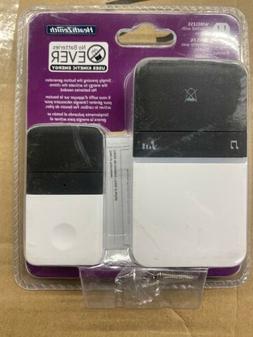 Heath Zenith Battery Free Wireless Doorbell with Button